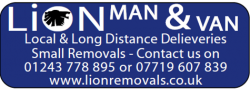 Lion Man & Van