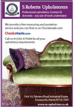 S.Roberts Upholsterers