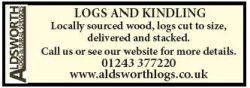Aldsworth Logs
