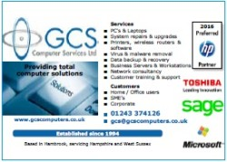 GCS Computer Services Ltd