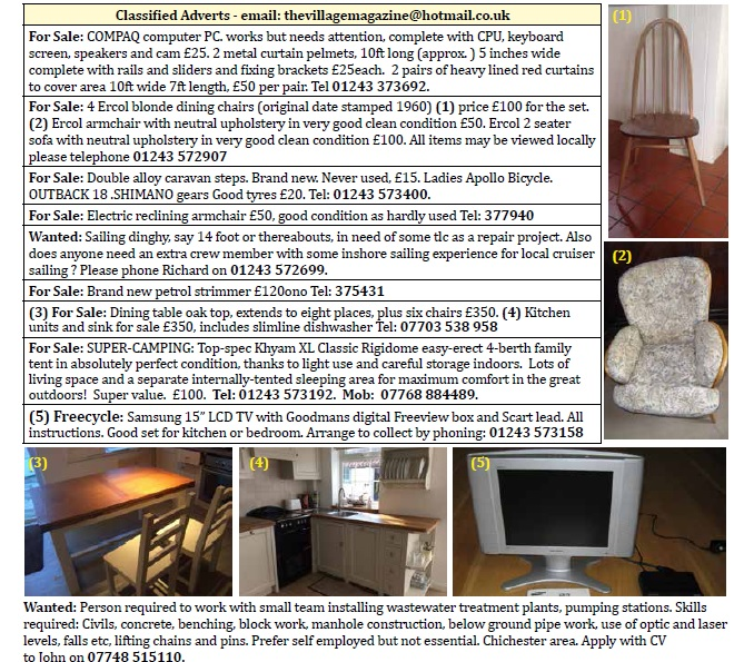 classified ads august