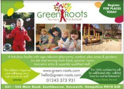 Green Roots Nursery