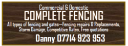 Complete Fencing