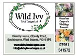 Wild Ivy Floral Designs Ltd