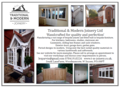 Traditional & Modern Joinery Ltd