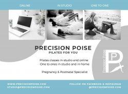 Precision Poise