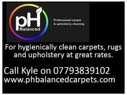 PH Balanced Carpets