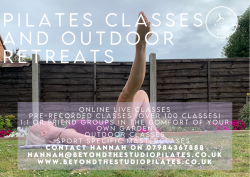 Pilates Classes – Beyond The Mud