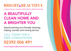 Bright & Beautiful Cleaning