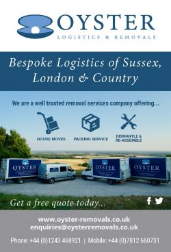 Oyster Logistics & Removals